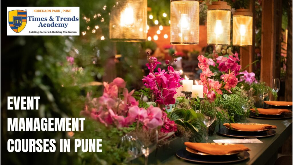 event management course in pune